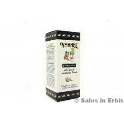L'Amande - Crema Mani all'Olio di Mandorle Dolci