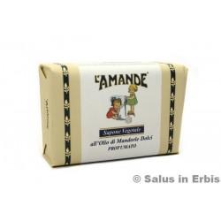 L'Amande - Sapone all'olio di mandorle dolci