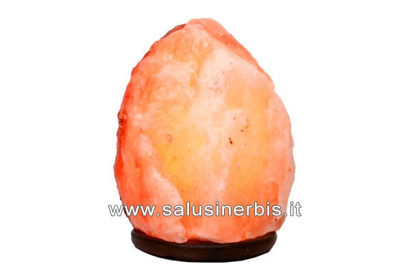 Lampada Di Cristallo Di Sale Ionizzante : Lampada ai cristalli di sale ionizzante