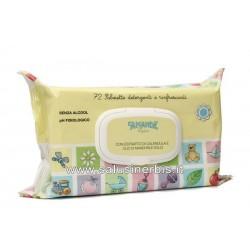 Salviette detergenti e rinfrescanti - Bambini