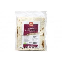 Pane azzimo (morbido) di kamut