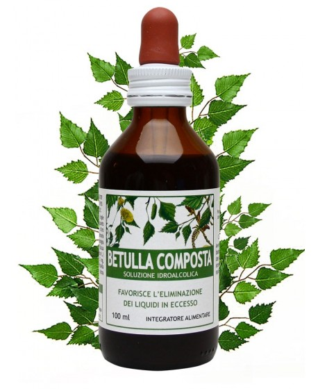 Betulla composta 100 ml