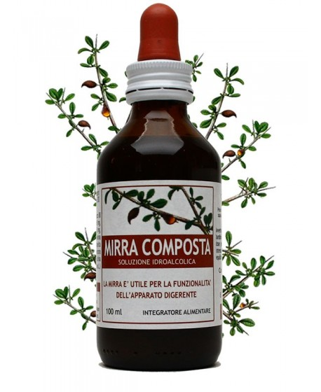 Mirra composta 100 ml