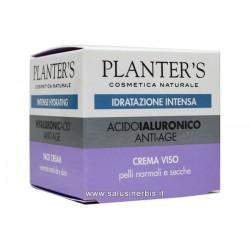Acido Ialuronico - Crema Viso Idratazione Intensa