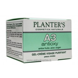 A3 Antioxy CREMA-GEL VISO PURIFICANTE