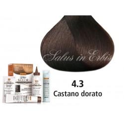 Tinta per capelli - Castano Dorato - 4.3