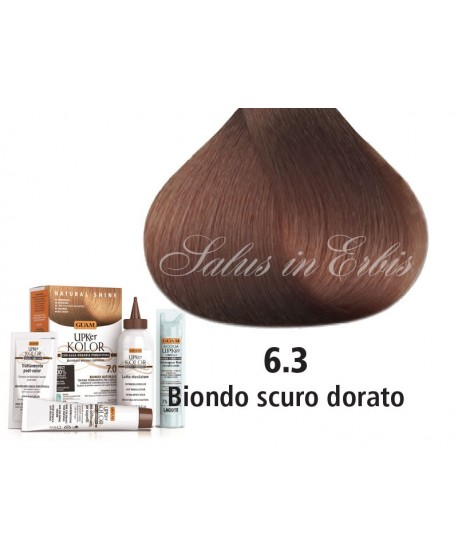 Amato per capelli - Biondo Scuro Dorato - 6.3 WP79