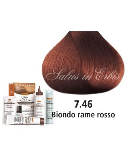 Estremamente per capelli - Biondo Rame Rosso - 7.46 BQ44