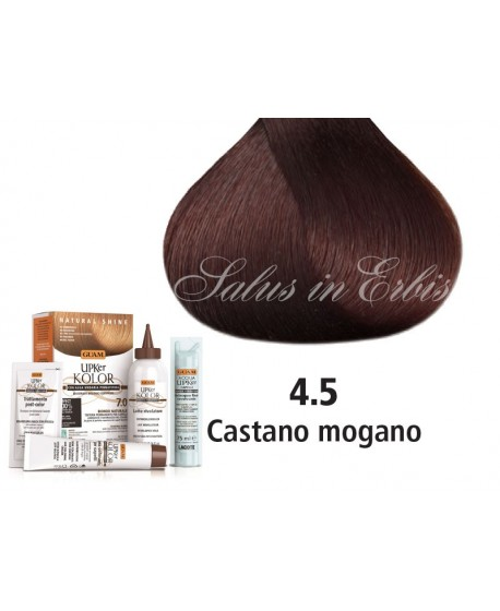 Molto Tinta per capelli - Castano Mogano - 4.5 RK06