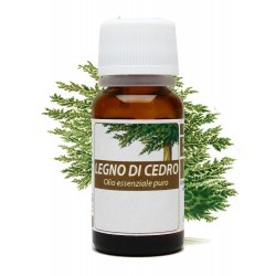 Cedro legno - Olio Essenziale 10 ml