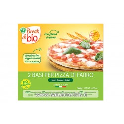 Base per pizza di Farro