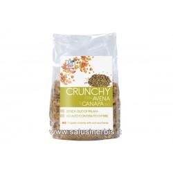 Crunchy Con Avena E Canapa