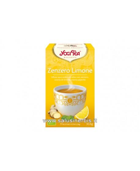 Yogi Tea Zenzero Limone