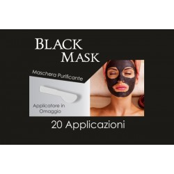 Black Mask - Maschera Purificante