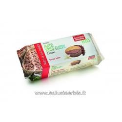 Tortino avena e cacao senza glutine