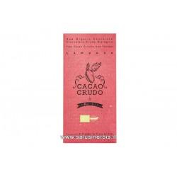 Cioccolato Crudo al Lampone