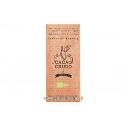 Cioccolato crudo Scorza di Arancia