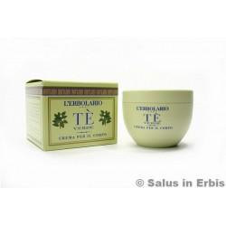 Crema corpo al Tè verde